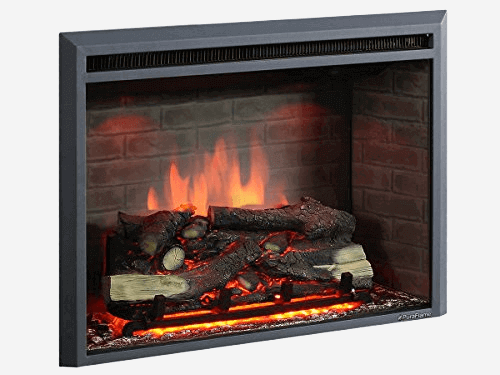 electric fireplace insert reviews