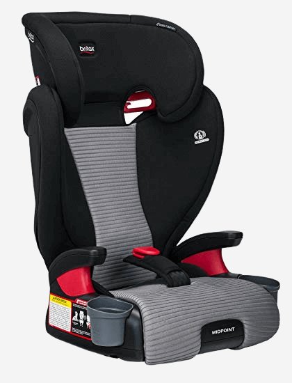 best car seat head support