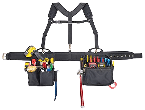 best tool belt for electricians