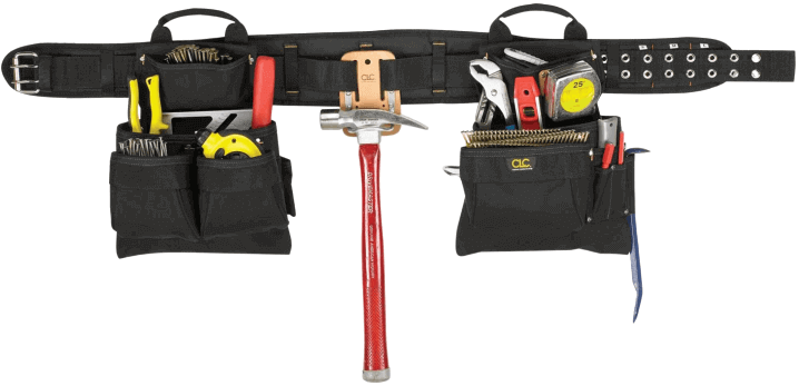 best tool belts for roofing