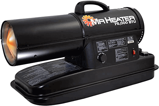 best salamander heater