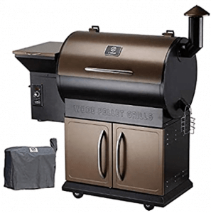 Z Grills Wood Pellet Grill & Smoker reviews