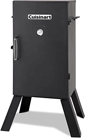 cuisinart cos-330 electric smoker 30 review