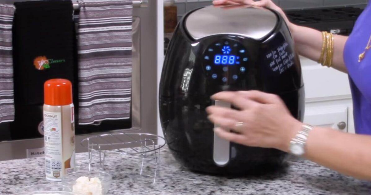 gowise usa 3.7-quart 7-in-1 air fryer review
