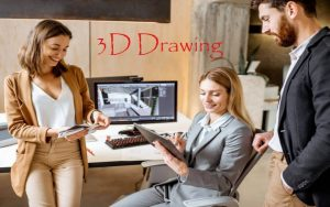 How To Make A Cool 3D Drawing
